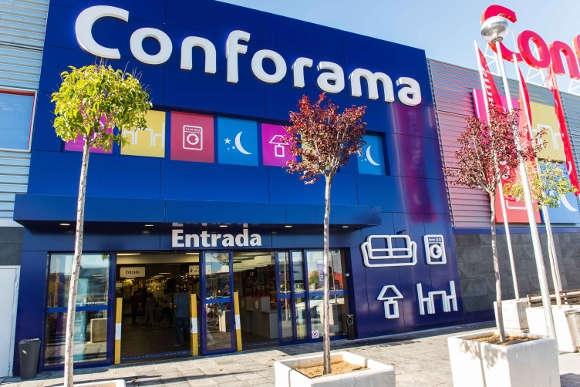 Conforama expandiert auf den Kanaren mit neuer Filiale auf Gran Canaria.