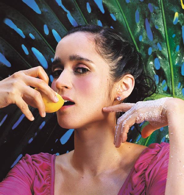 Sal y limon: Julieta Venegas