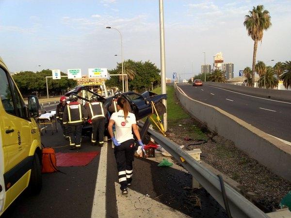 46603 1447534558 1000051 - nachrichten - Schwerer Verkehrsunfall in Santa Cruz