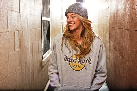 Visit Hard Rock Cafe's exclusive Rock Shop for seasonal gift ideas