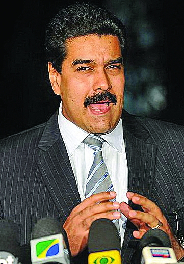 Former President Nicolás Maduro had to recognise the landslide victory of the centre-right coalition Mesa de La Unidad Democratica