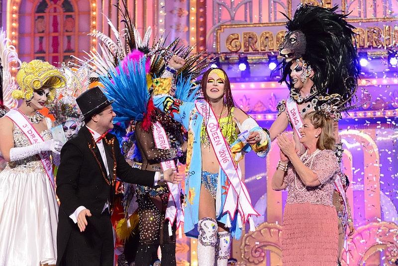 774f5d27f1b Las Palmas gets its Carnival Drag Queen at last - Daily News - Gran Canaria  - ISLANDCONNECTIONS.EU