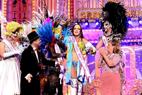 Die Drag Queen von Las Palmas 2016.