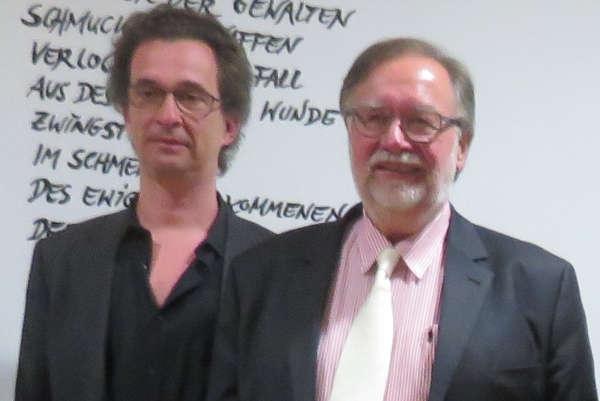 Dr. Leo Hemetsberger (li) und Dr. Günther Koch haben im Rahmen der HCM schon im letzten Jahr zusammengearbeitet.