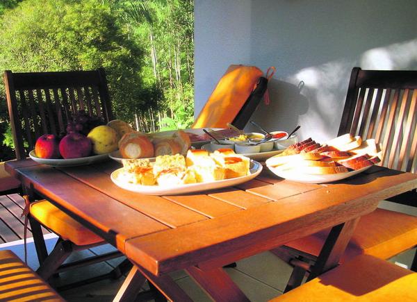 Am schönsten sind die Wochenenden, vor allem wenn der Partner das Frühstück macht oder sogar ans Bett bringt