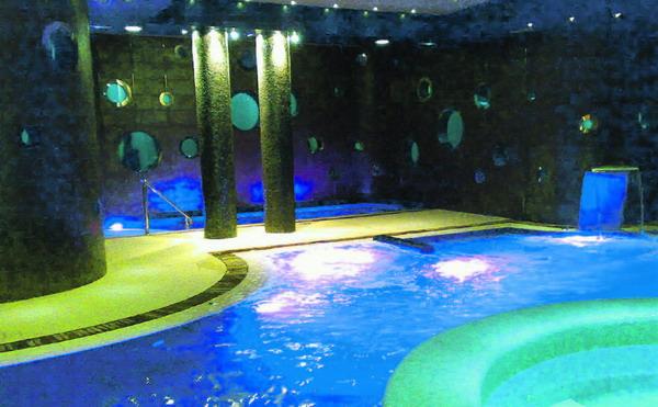 Das neue Spa im Hotel Marylanza bietet Luxus und Komfort