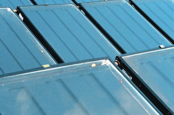 Die neue Fotovoltaikanlage soll aus hundert Solarzeillen bestehen
