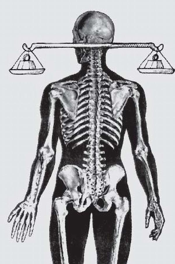 Der Atlas ist auch für die Körperbalance verantwortlich
