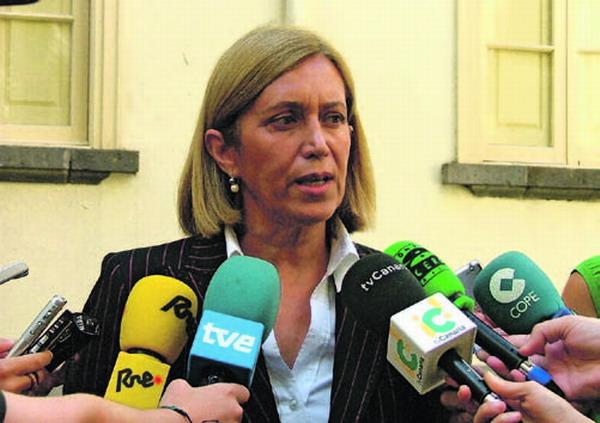 Die lokale Gesundheitsministerin Mercedes Roldos gab Entwarnung im