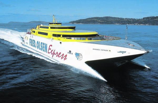 Nach der technischen Überprüfung des Bonanza Express gilt wieder der alte Fahrplan