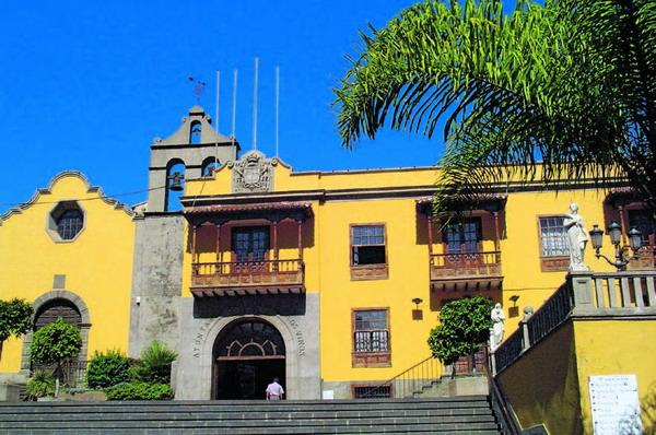 In Icod de los Vinos werden Tradition und moderne Technologien miteinander verbunden