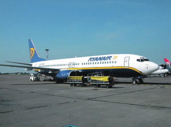 Ryanair wird demnächst ab dem Flughafen in Weeze nach Fuerteventura fliegen