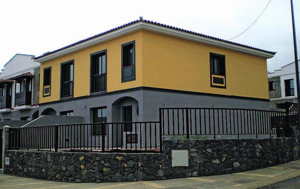 Das Musterhaus der Residencial Josohen kann jederzeit besichtigt werden