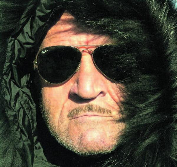 Ecky Bogner, der Schauspieler und Hauptdarsteller der Theaterstücke der Kleinen Komödie Teneriffa
