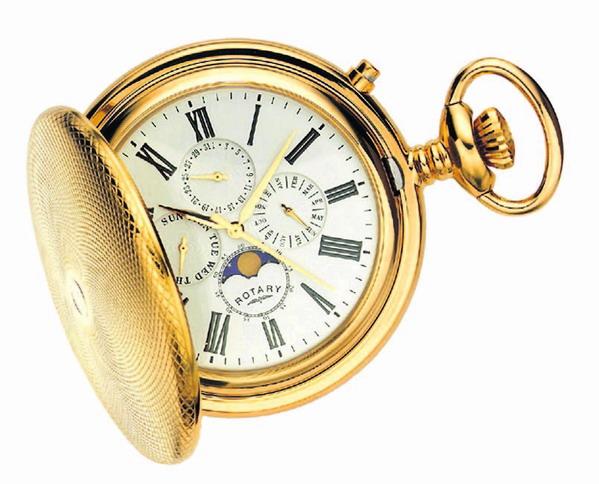 Taschenuhren: Vorläufer der heutigen Armbanduhren