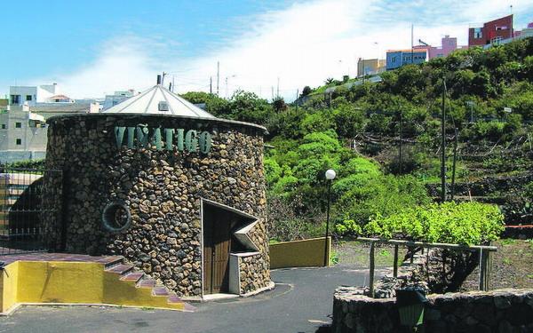Sowohl das Gebäude der Bodega als auch der hier gewonnene Wein bestechen durch die Harmonie zwischen Tradition und Moderne