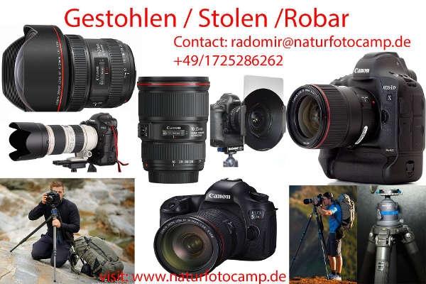 Deutscher Fotograf ausgeraubt.