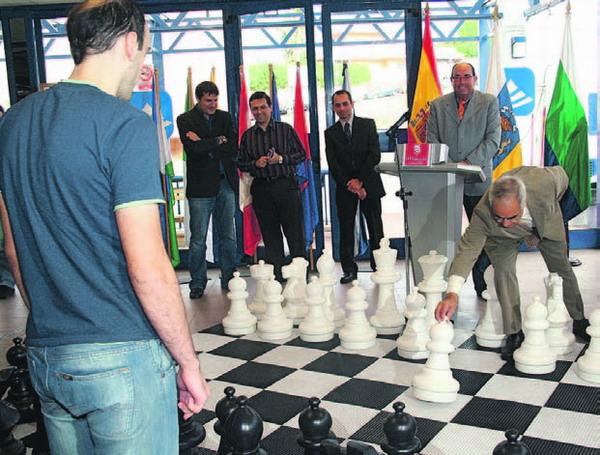 Drei Tage lang hatten man in El Sauzal nur noch das Schachbrett im Kopf