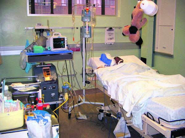 Endstation Krankenhaus: Schlimme Folge falscher Ernährung