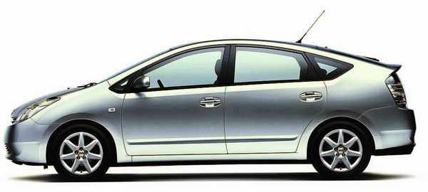Der Toyota Prius zählt zu den Modellen mit dem geringsten CO2-Ausstoß