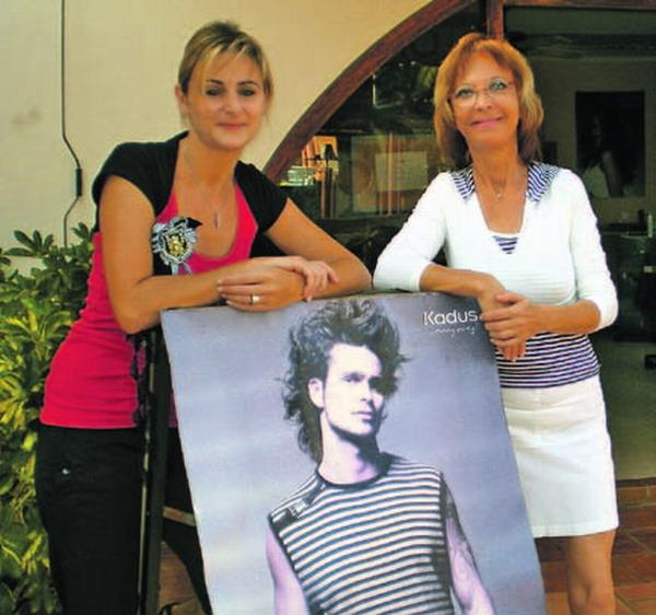 Ingrid (rechts) und ihre Mitarbeiterin Brigida lassen Ihren Friseurbesuch zu etwas ganz Besonderem werden