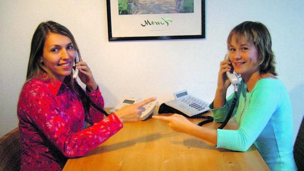 Telefonieren nach Alemania ist mit der sekundengenauen Abrechnung noch billiger