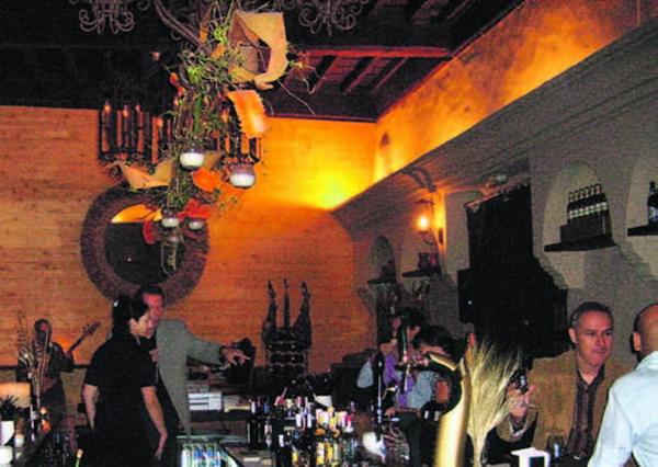 Das Ambiente in der Casa Lerco ist eine gelungene Mischung aus urig und modern