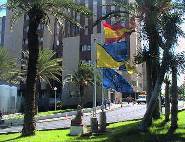 Das Hospital Materno Infantil in Las Palmas feierte Jubiläum