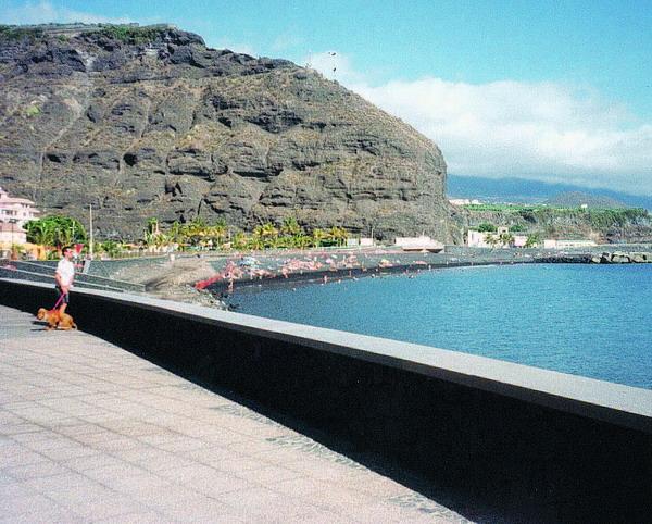 Der Hafen von Tazacorte wird nun doch nicht umgebaut