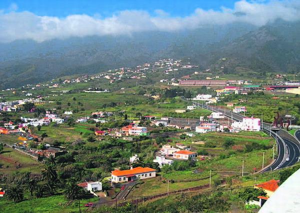 In Breña Alta befindet sich die Stromzentrale der Insel La Palma