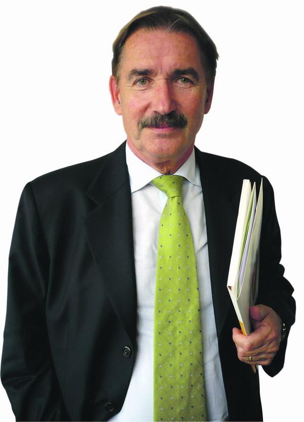 Peter-Christian Haucke ist seit August 2007 auf dem Archipel