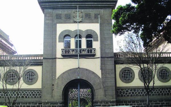 Das Gefängnis Tenerife 1 steht kurz vor dem Abriss
