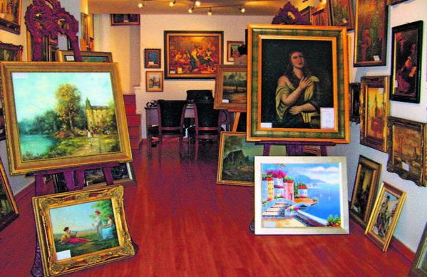 Die Bilder in der Galerie sprechen für sich
