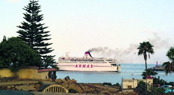 Die Reederei Armas erhöht derzeit ihre Fährverbindungen und ihren Passagier-Service