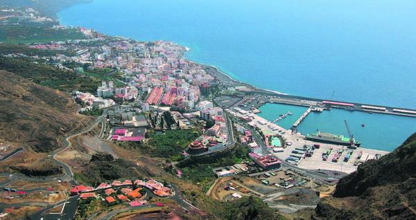In der Inselhauptstadt von La Palma ging die Kriminalität um mehr als zehn Prozent zurück