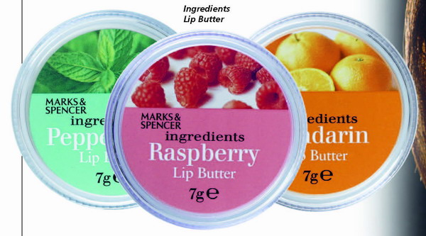 Ingredients Lip Butter