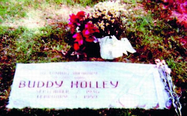 Buddy was only 22 when he died