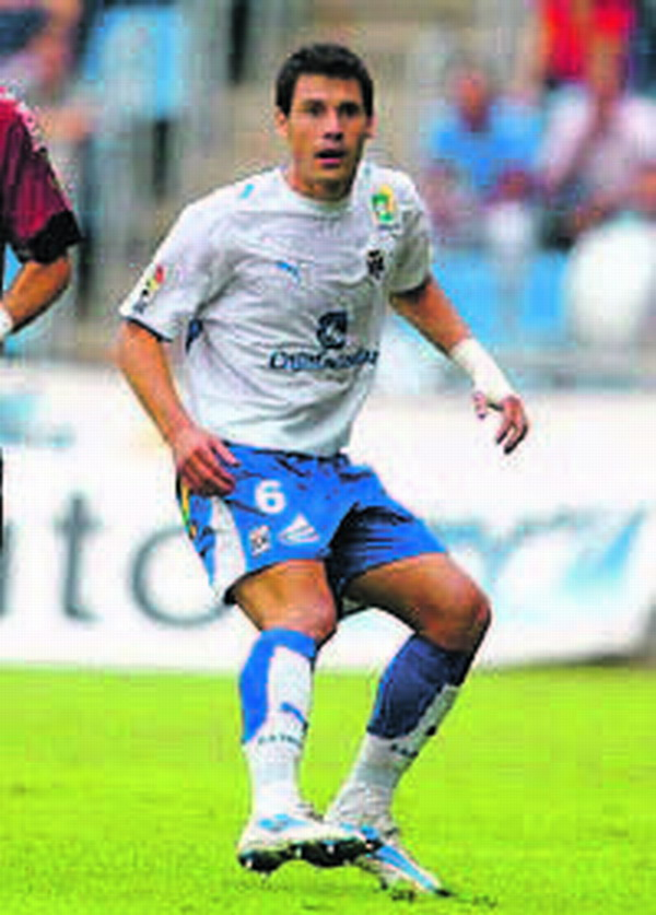 Pablo Sicilia Roig erzielte den Treffer gegen Real Sporting de Gijón