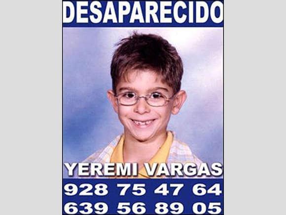 Der kleine Yeremi Vargas war sieben Jahre alt, als er verschwand.