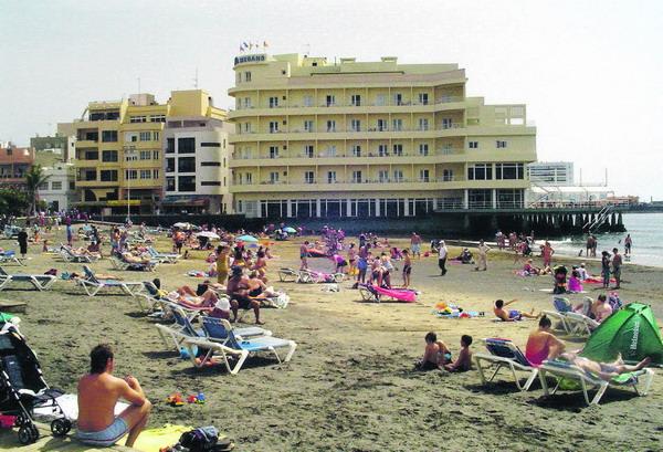 Noch immer ist nicht klar, was mit dem Hotel Médano passiert