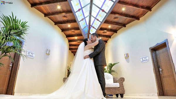 Sandra und Gregorio haben geheiratet, als sie schon von der Krankheit wussten. Sie haben sich bewusst entschieden, auch die schlechten Tage zusammen zu verbringen und die guten zu genießen