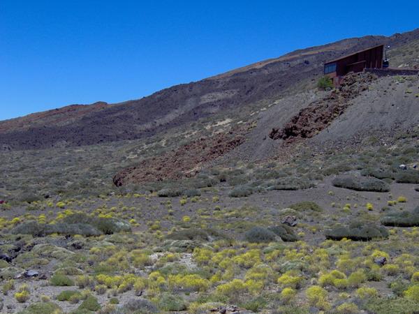 Impressionen vom Nationalpark auf Teneriffa