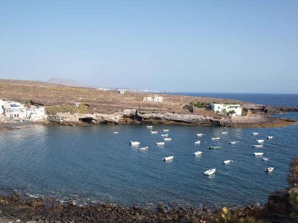 Ein echter Insidertipp, die kleine Bucht bei Armeñime.