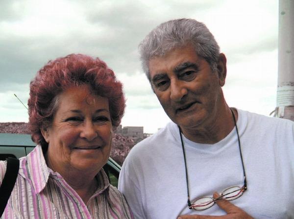 2. Reg und Marion, Tijoco Alto