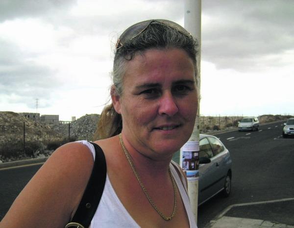 3. Jackie Blackwood, El Médano