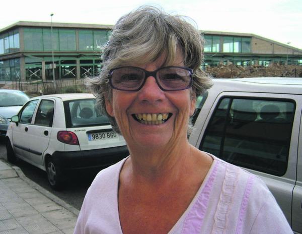 6. Freda Aspinall, Las Galletas