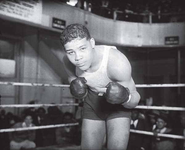 Joe Lewis had an early taste of the power of Jersey. Joe Walcott's punches when his camp hired him as a sparring partner