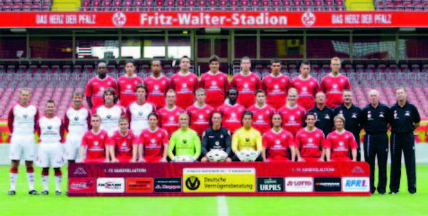 Kaiserlautern have confirmed their participation