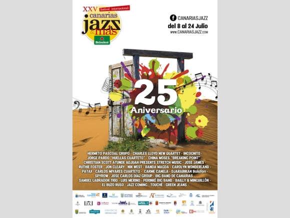 Heineken Canarias Jazz Festival 2016