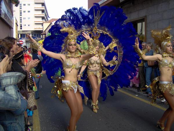 Karneval auf Teneriffa ist Karneval zum anfassen und mitmachen